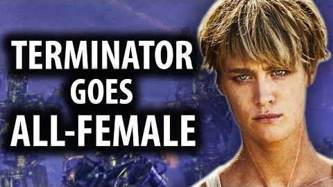 Oh, no: Terminator taken over by anti-male feminists too?