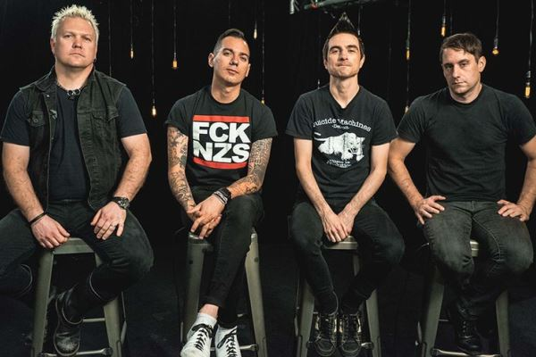 Anti Flag – time for a real job?