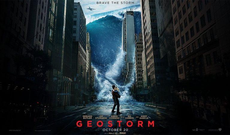 Geostorm Climate Change Propaganda