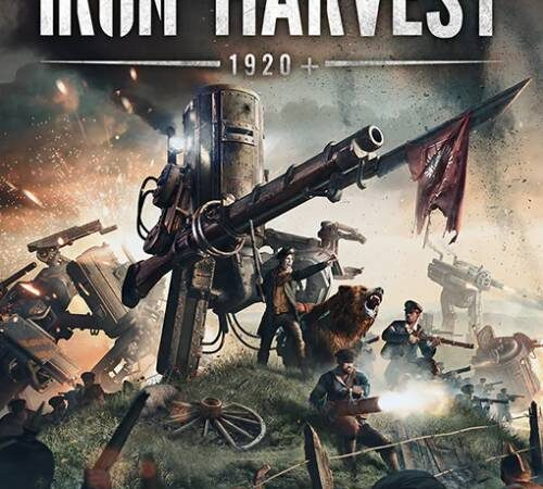 Iron Harvest: 2/10 Woke, but still a 9/10 Real-Time Strategy Game